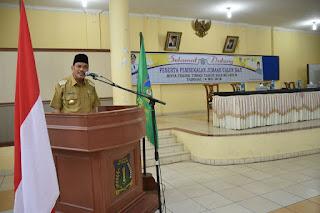 Walikota Buka Pembekalan Kesehatan Jemaah Calhaj