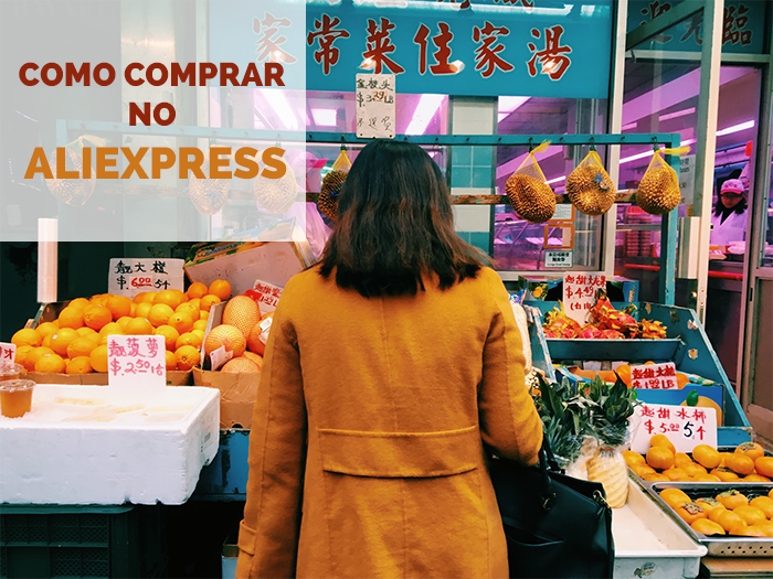 como comprar na China