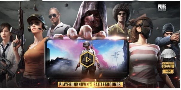 Begini cara live streaming PUBG Mobile di HP Android Cara Live Streaming PUBG Mobile di HP Android (5 Langkah)