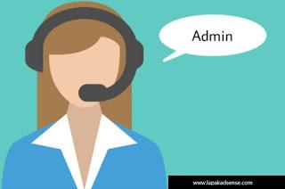 Membuat Title Admin Pada Kotak Komentar Blog