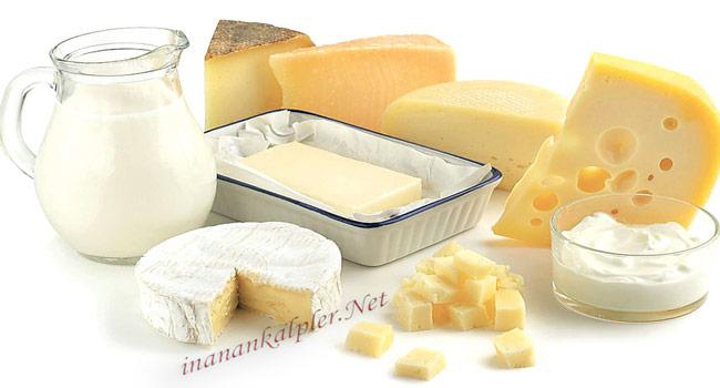 Tam Yağlı Süt ve Süt Ürünleri - www.inanankalpler.net