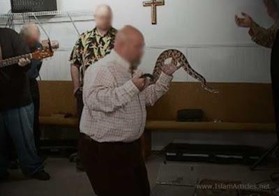 pendeta ular
