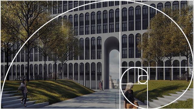 3D Визуализация Дома с арками | Блог Archirost