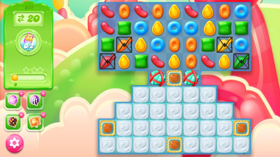 Candy Crush Jelly Saga 271
