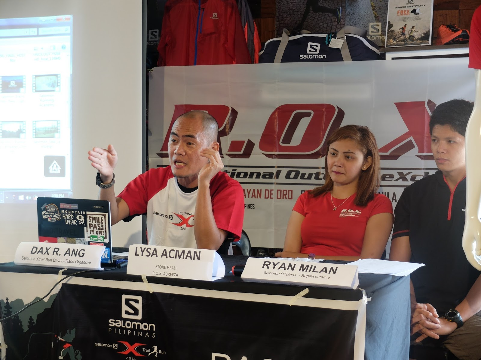 Salomon X-Trail Pilipinas Run 2016 - Davao Leg