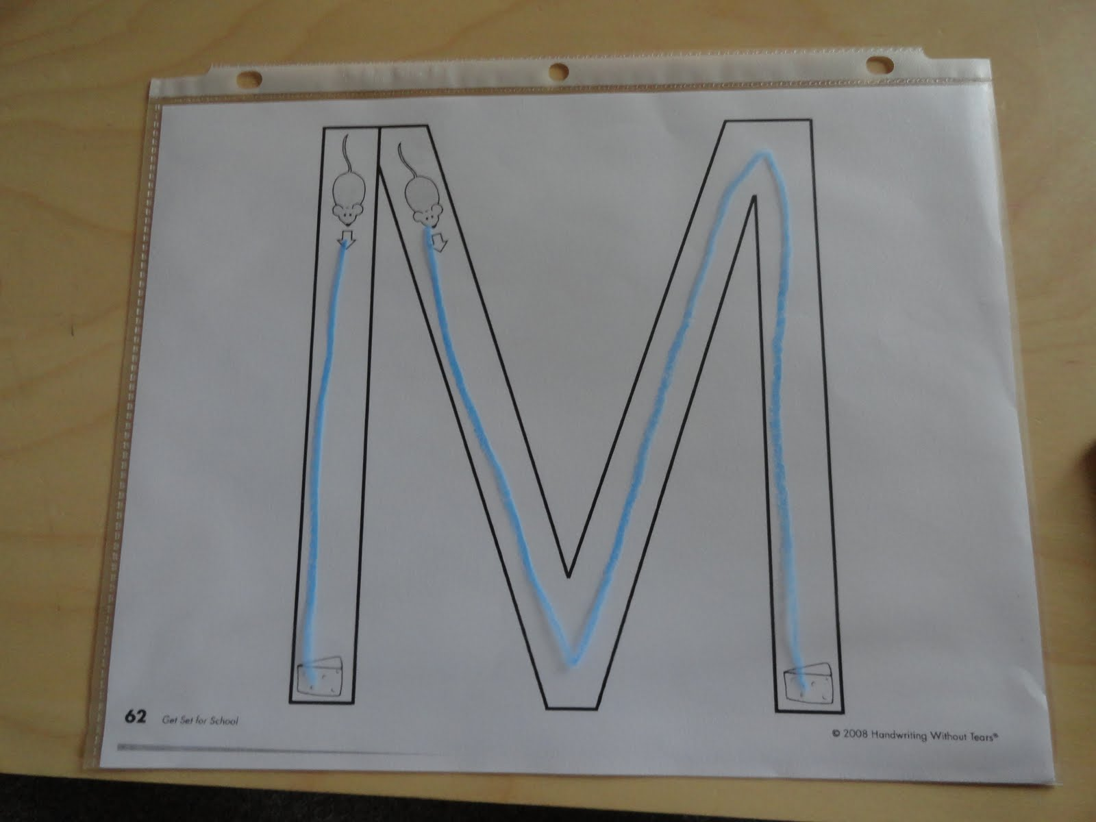 Izzie Mac And Me Letter M Fun