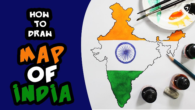 How to Draw the Map of India-Draw India Map Step by Step-Outline How to Draw the Map of India | How to Draw India Map within 5-10 secs in Mains Exam | How to Draw the Map of India-Draw India Map Step by Step-Outline Map of India Drawing, Random trendz | How to draw indian map on a chart | Images for how to draw india map with states and capitals/2018/07/how-to-draw-map-of-india-telangana-draw-india-map-step-by-step-outline.html