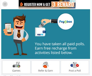 Only Register karke paytm cash kamaye with Pay-Box.in