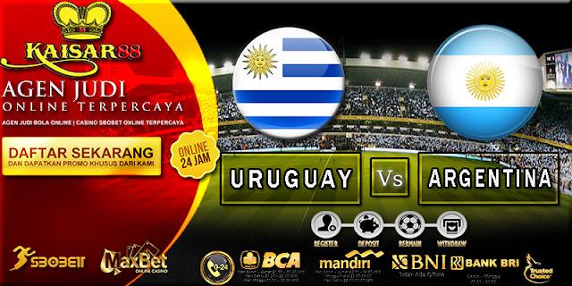Prediksi Uruguay Vs Argentina 01 September 2017