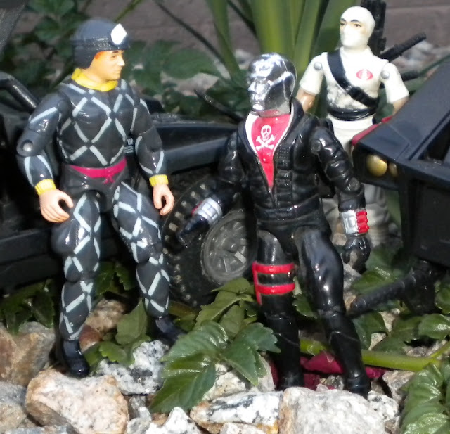 1984 Ripcord, Relampage, Brazil, Estrela, Python Patrol, Action Force, Palitoy, Red Jackal, Destro, Stormshadow, Rare G.I. Joe Figures
