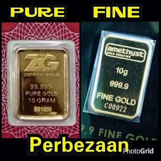 emas zenithgold palsu