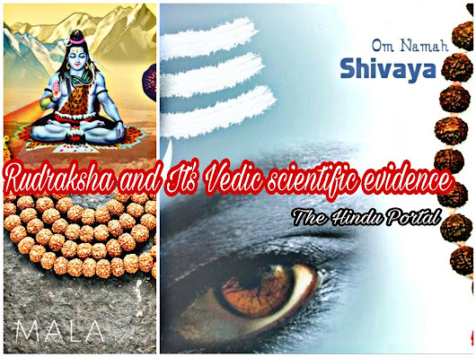 Rudraksha Mala and its characteristics, and its function during chanting 'Om Namaha Shivaya'