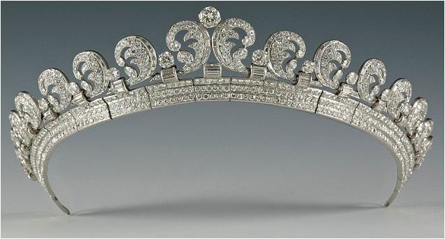 Тиара для принцессы Евгении. Опрос