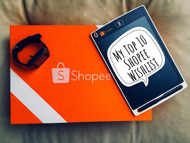Top 10 Shopee Wishlist for Home Makeover