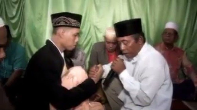 Bikin Merinding, Saat Orang Disable Wicara Ini Ijab Qabul Dengan Bahasa Isyarat, Netizen Jadi Terharu...