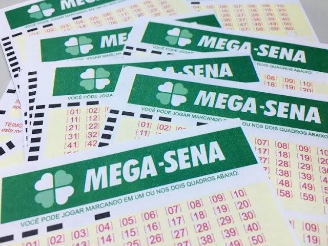 Mega-Sena pode pagar R$ 72 milhões nesta quarta-feira