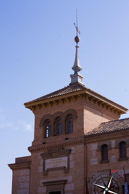 Torre del colegio, Consuegra