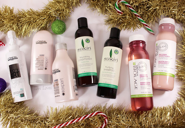 Haircare Gift Guide 2016