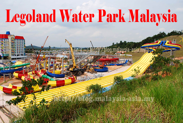 Legoland Waterpark Johor Malaysia