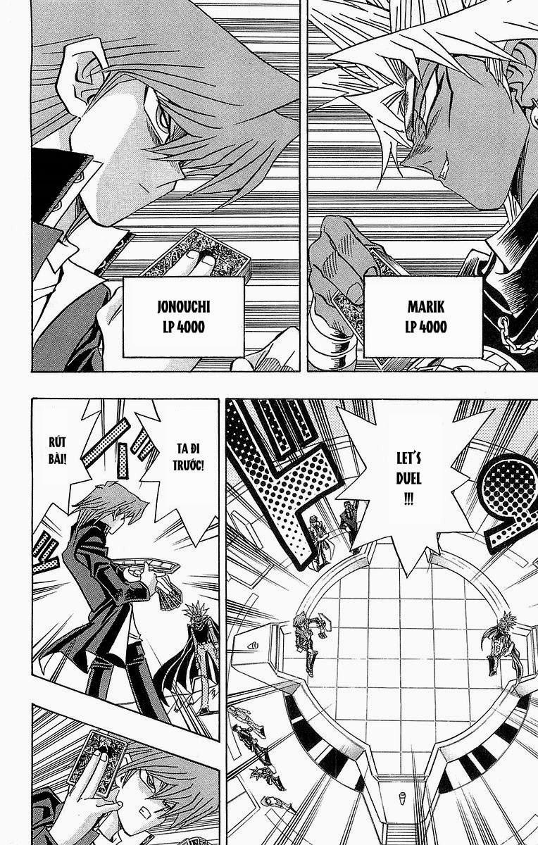 YUGI-OH! chap 243 - jonouchi và marik trang 15