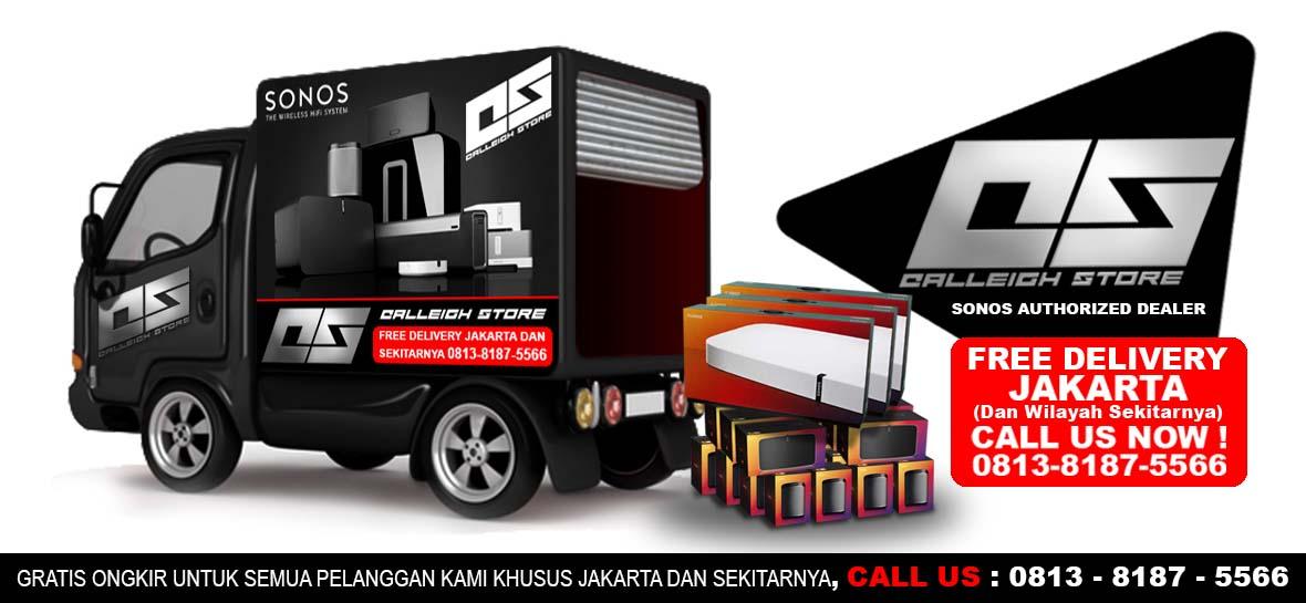 Speaker Bose Jakarta Online Shop Sonos The Wireless Hi Fi System