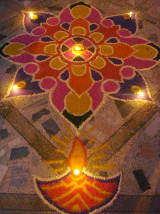 Rangoli Diwali Collection 3