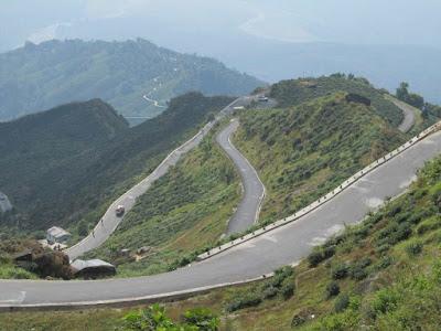rohini road kurseong