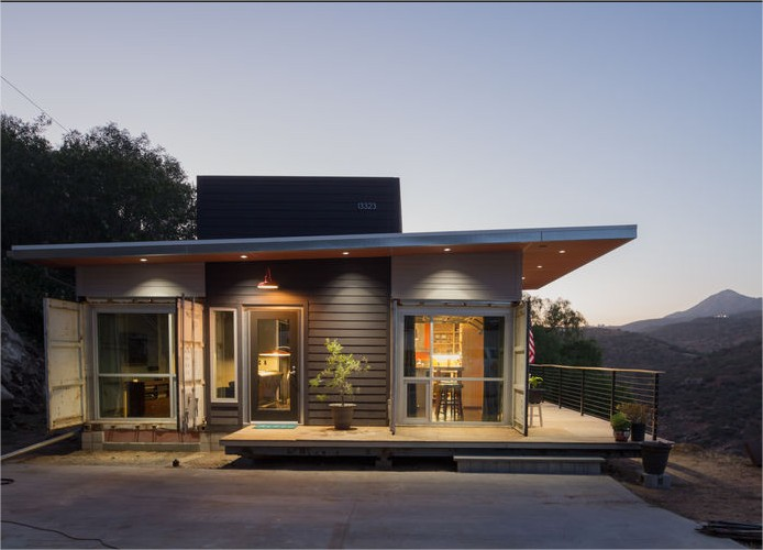 Plans Building Prefab Shipping Container Home - Container Home