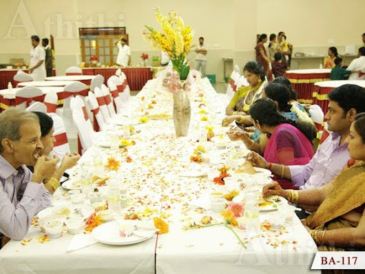 Find the Best Wedding Catering Service in Chennai