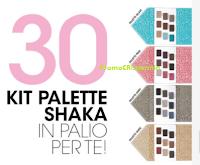 Logo Cosmopolitan: vinci gratis kit di palette Shaka