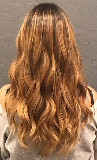 honey blonde hair color ideas