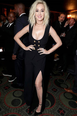 Katy Perry Grammy party 2017