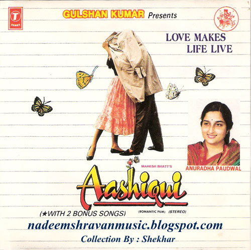 Oh Oh Jane Jane New Version Song Download: Nadeem Shravan:The One & Only: Aashiqui