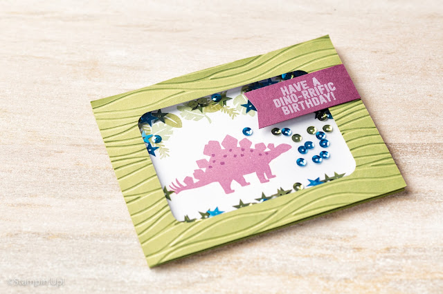 No Bones About It stamp set, Stampin' Up!