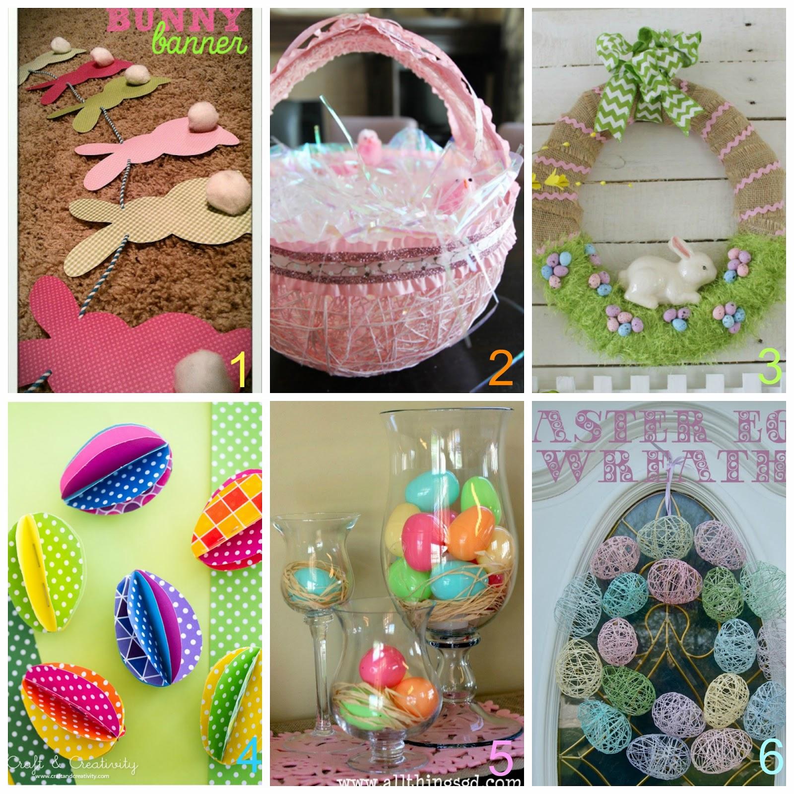 Pasqua decorazioni pasquali facili fai da te 8 tutorial donneinpink magazine - Decorazioni uova pasquali per bambini ...