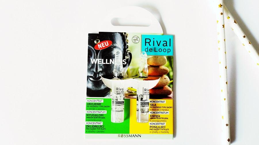 Rival de Loop • Wellness, Koncentrat Siła oraz Ukojenie, na dzień i na noc