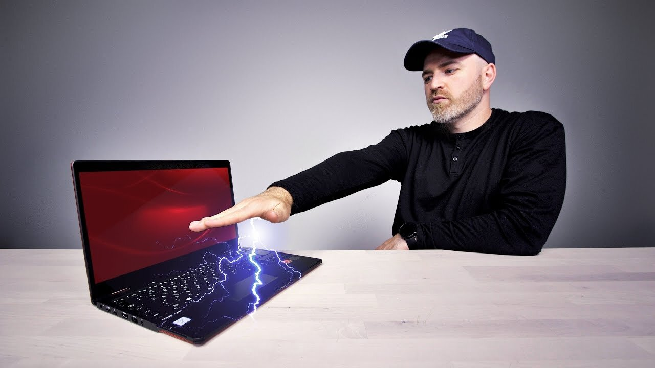 The Fujitsu U939 the Lightest Laptop