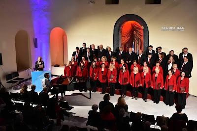 Υψηλό το επίπεδο στην έναρξη για το «Ναύπλιο - Αrtiva 5o διεθνές χορωδιακό φεστιβάλ» (βίντεο)