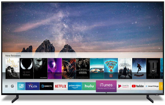 Apple và Samsung tại CES 2019