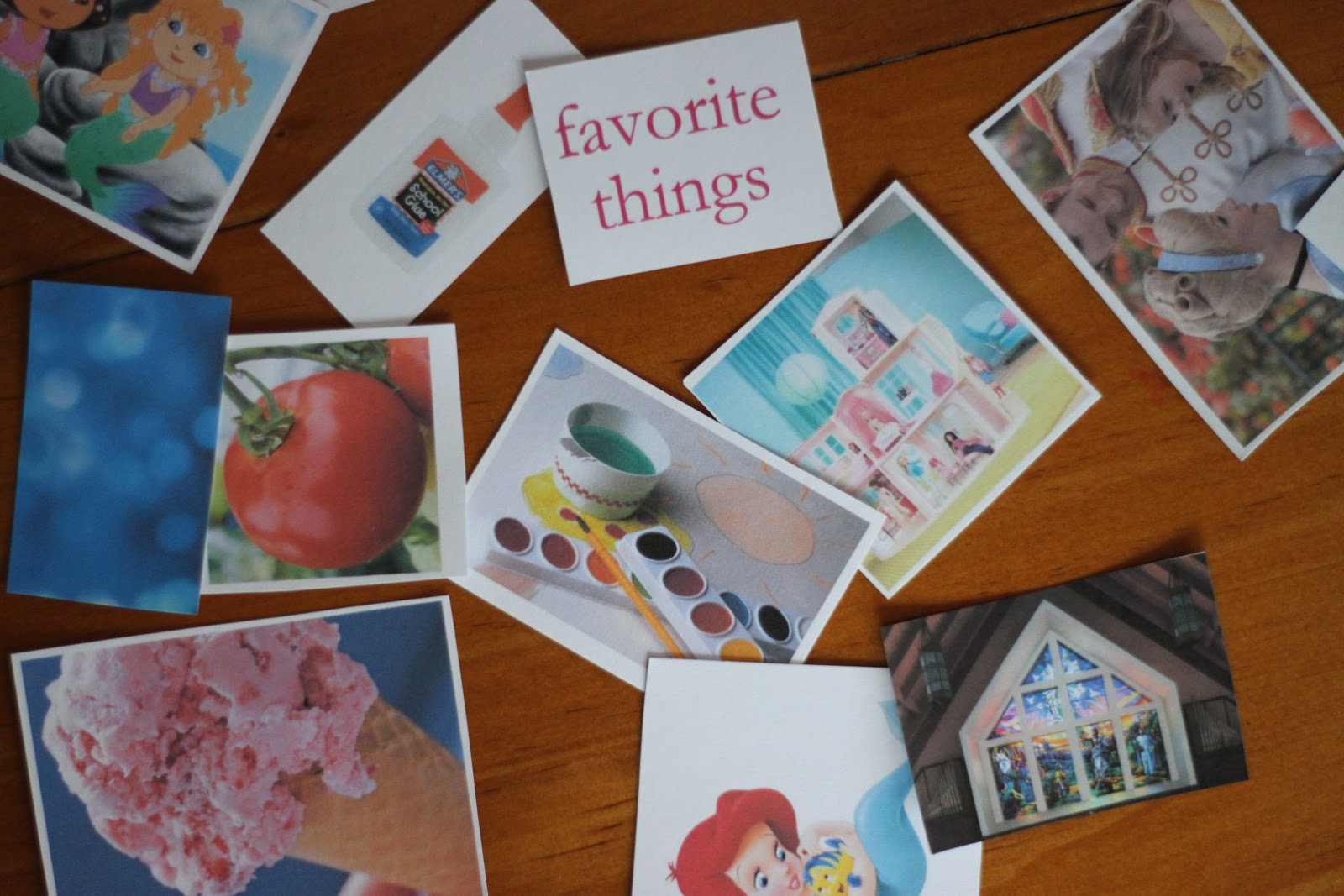 Playing House Preschool Journal My Favorite Things