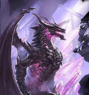 "Overlord ""Deep Darkness Dragon Lord"""