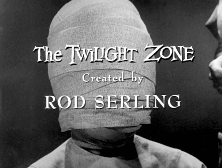 A Vintage Nerd, Vintage Blog, Classic TV, Twilight Zone, Rod Serling, Eye of the Beholder, Twilight Zone Inspiration