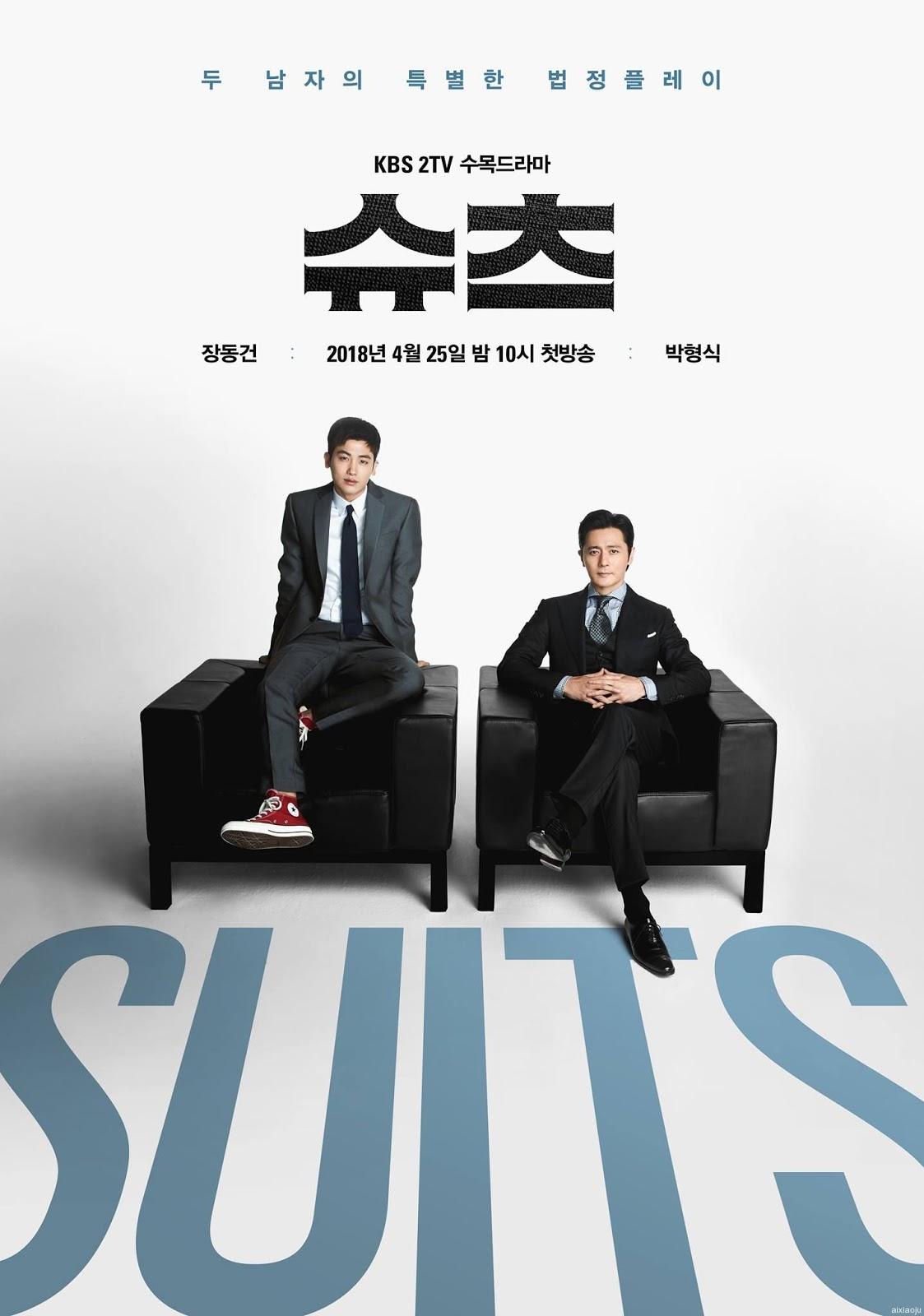Phim Đấu Trí -Suits
