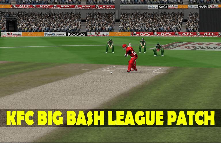KFC Big Bash League 2016-17 Patch