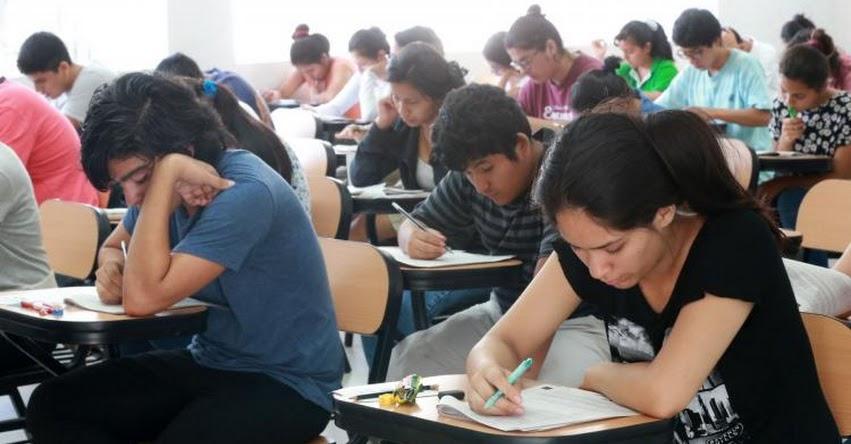 PRONABEC lanza Crédito 18 para educación superior - www.pronabec.gob.pe