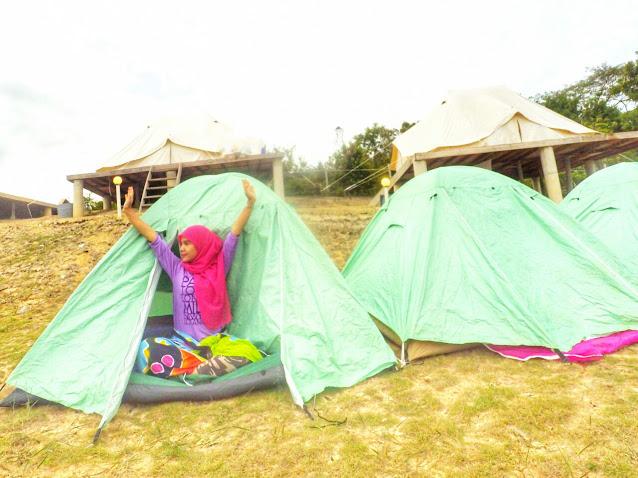 Camping di SBS Resort