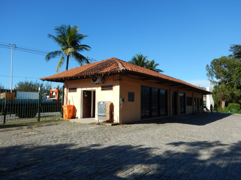 Sede do Bosque da Barra