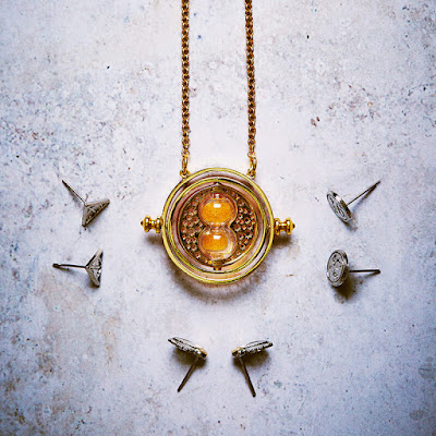 Hermione Granger Officially Licensed Time Turner Necklace