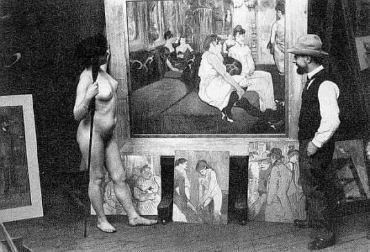 ets en prostitutas prostitutas en la pintura
