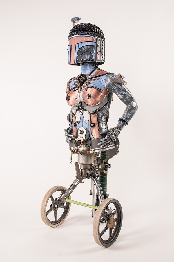 09-Fembot-Fett-Gabriel Dishaw-Star-Wars-Environmentally-Friendly-Upcycling-and-Recycling-www-designstack-co